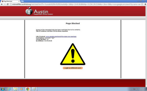 AISD Site Blocking: Is It Too Much?