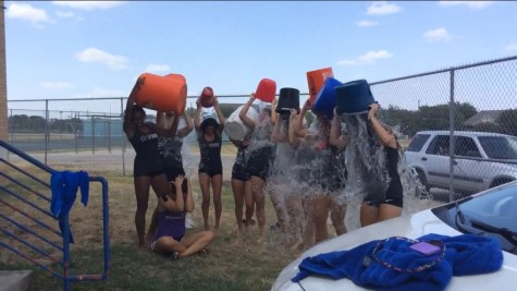 Ice bucket challenge raises awareness for Amyotrophic Lateral Sclerosis (ALS)