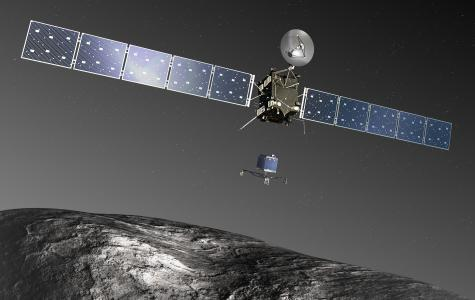 What the world was like when Rosetta was launched