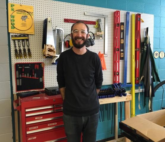 Oren Connell is the resident expert at all things Maker at ARS