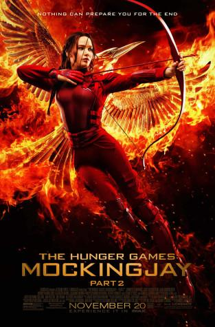 """The Hunger Games: Mockingjay, Part 2."" (Lionsgate)"