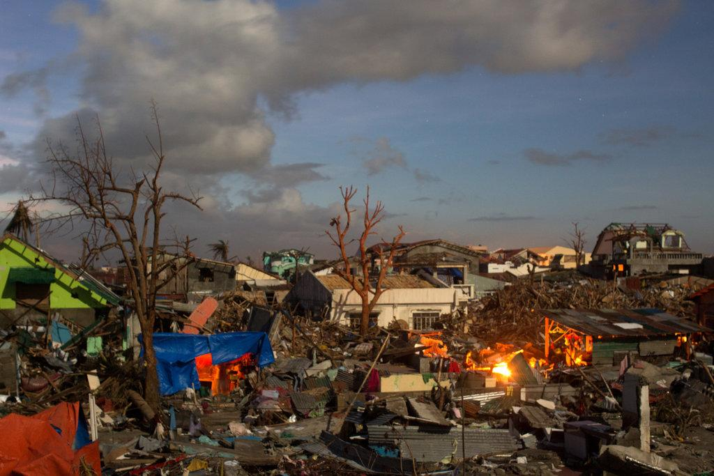 The Tragedy in The Phillipines: Typhoon Haiyan