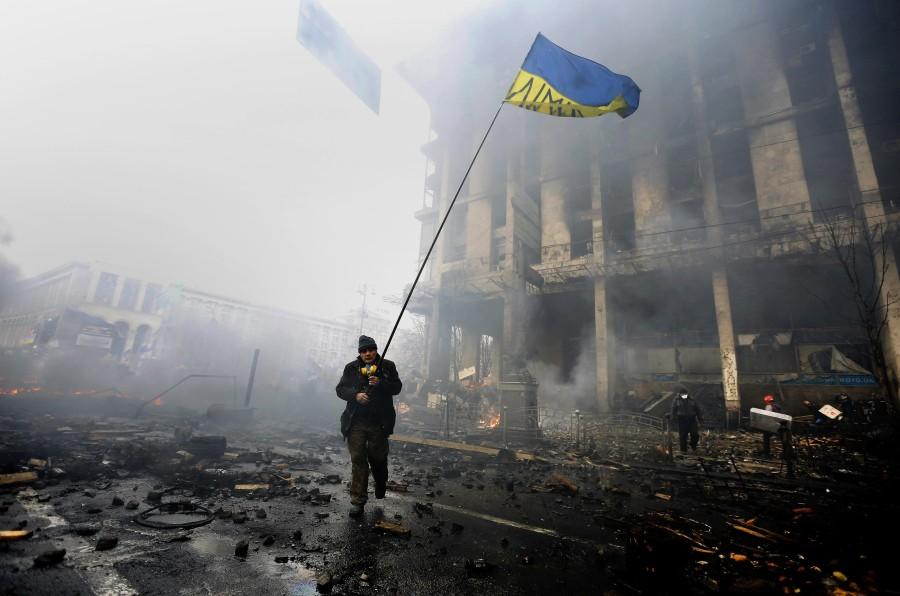 Inside the Ukraine
