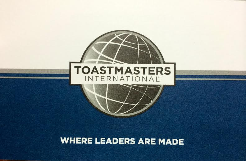 Toastmasters leadership club introduced
