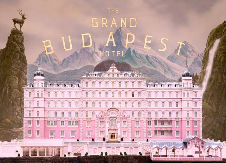 Lavish Lifestyles and Enchanting Thrills: The Grand Budapest Hotel