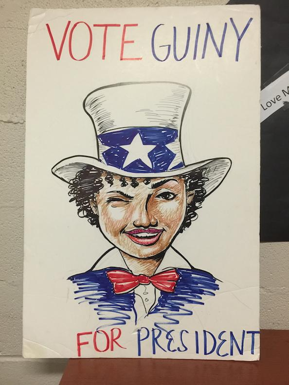 Student Council Campaign Posters: Photo Gallery