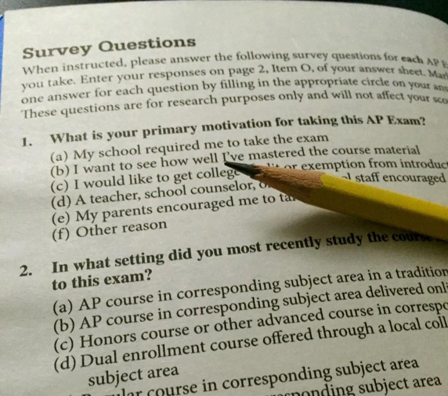 12 reasons why taking an AP exam is like riding an airplane