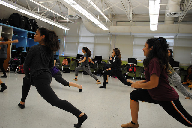 Time to steal the show: Starlettes Dance team prepare for final performance of the season