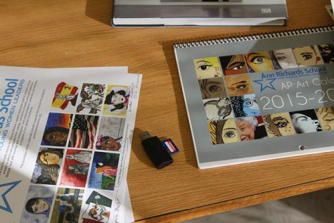 Penciled in: Art students create calendar for fundraiser