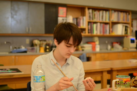 Ready, Set, Create: Students prepare for VASE competition