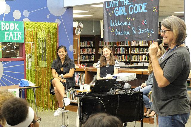 Girl Code: Two female coders bring social change through video games