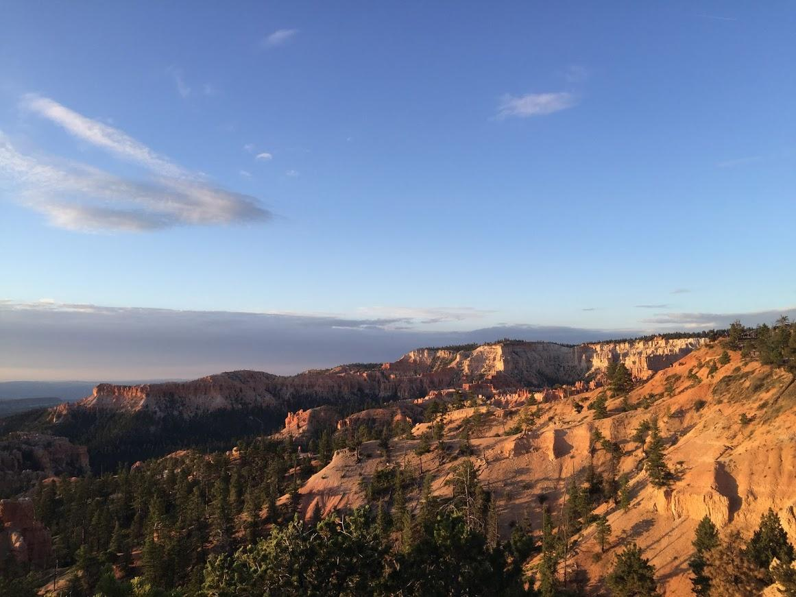 Bryce Canyon National Park is a popular hiking and camping destination for national and international visitors alike. It is one of the eight National Parks I visited this past summer (2016).