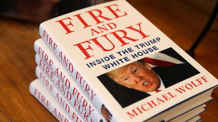 Fire, Fury, and the Faculty of Donald Trump: What the latest White House exposé reveals about the attitude of the Trump presidency