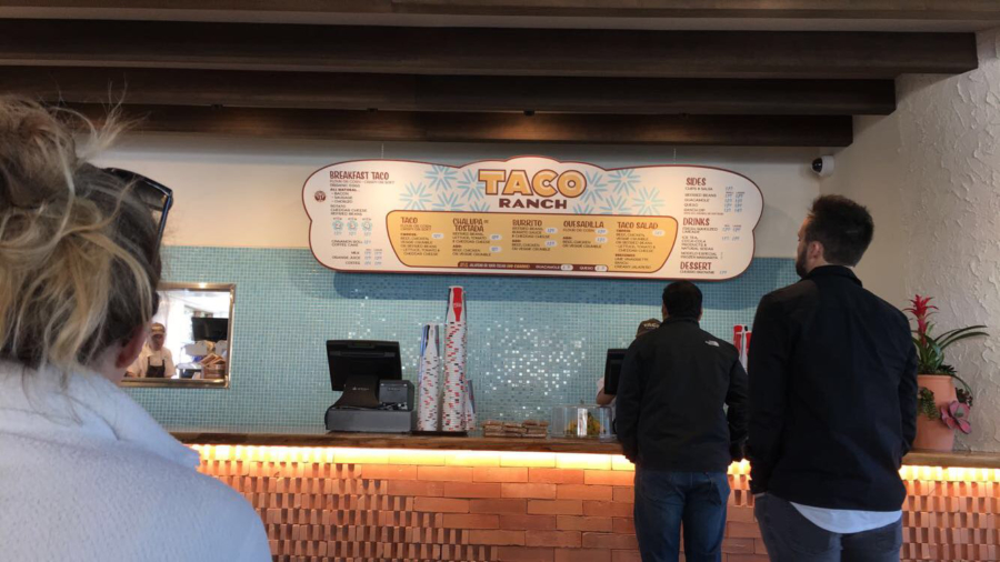 Let's Taco-'bout It: Tex-mex chain has underwhelming unveiling