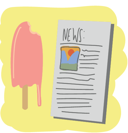 Keepin' up with the news: Tips and sources for staying updated during the summer