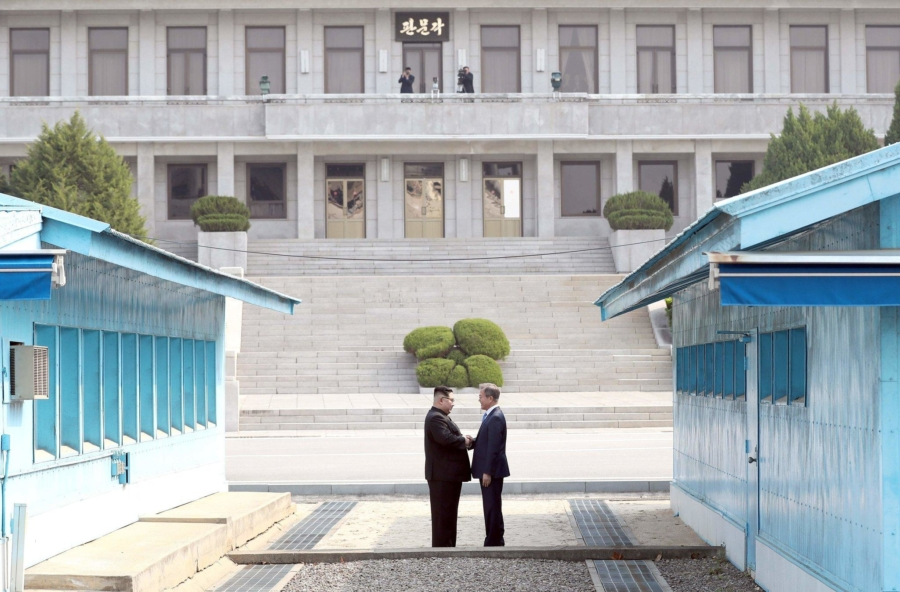 Peace across the border: North and South Korea Leaders establish formal peace treaty
