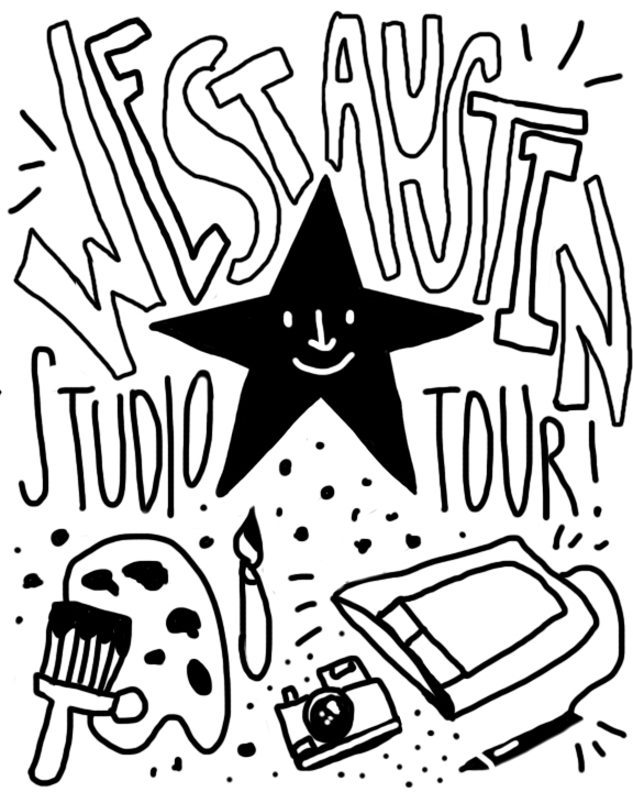 Wild, Wild, West: Students' perspectives on the West Austin Studio Tour and future art events