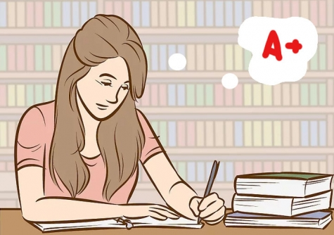 Wikihow: How to Get Good Grades (without pictures)