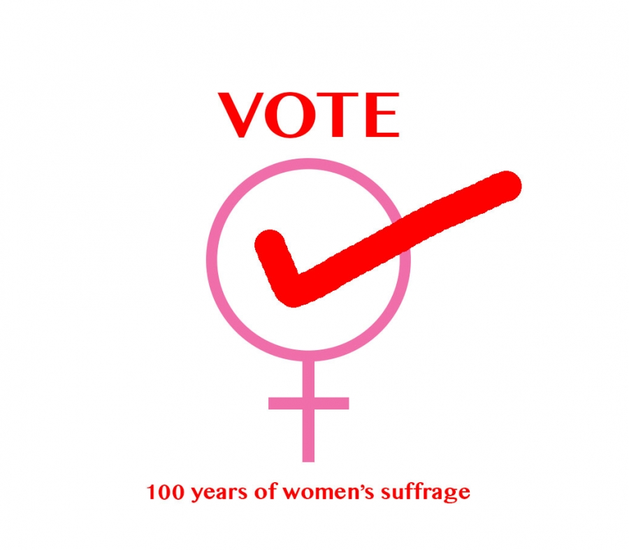 A Century of Herstory: 100 years of women's suffrage