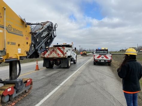 Engineering Internships: A Weeks with TxDOT and OConnell Robertson