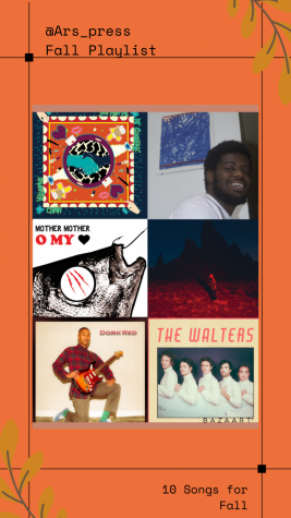 10 Songs For Fall