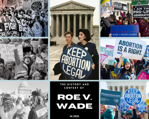 Roe V. Wade's Divisive Past